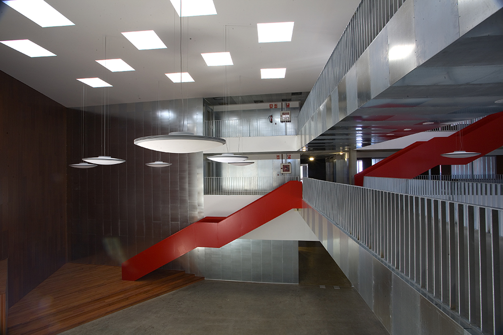 Escuela de arte y escuela superior de dise o zaragoza Escuela arte 4 diseno de interiores